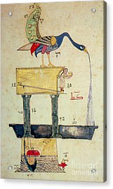 14th Century Egyptian Invention Acrylic Print