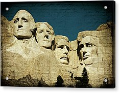 150 Years Of American History Acrylic Print by Lana Trussell