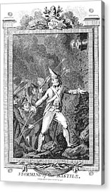 French Revolution, 1789 Acrylic Print by Granger