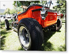 1923 Ford T-bucket . 5d16459 Acrylic Print by Wingsdomain Art and Photography