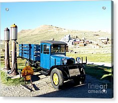 Acrylic Print featuring the photograph 1927 Graham by Jim McCain