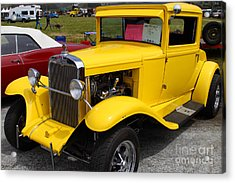 1929 Chevrolet Coupe 7d15140 Acrylic Print by Wingsdomain Art and Photography