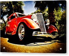 1930s Ford Tudor Acrylic Print by Phil 'motography' Clark