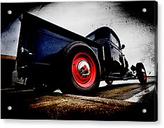 1934 Ford Pickup Acrylic Print by Phil 'motography' Clark