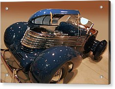 Acrylic Print featuring the photograph 1937 Kurtis Tommy Lee Special by Bill Dutting