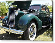 1938 Buick Special . 5d16227 Acrylic Print by Wingsdomain Art and Photography