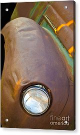 1941 International Truck Fender Acrylic Print