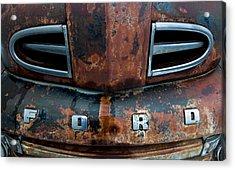 1948 Ford Acrylic Print