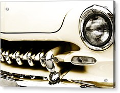 1949 Mercury Acrylic Print by Scott Norris