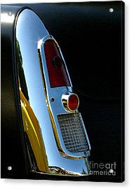 1953 Mercury Monterey Taillight Acrylic Print