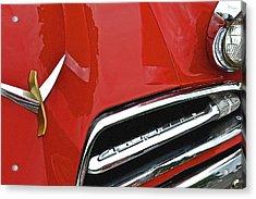 1953 Studebaker Champion Acrylic Print