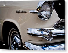 1955 Dodge Royal Lancer Sedan Acrylic Print by David Patterson