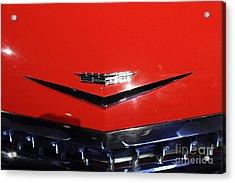 1959 Cadillac Convertible - 7d17383 Acrylic Print by Wingsdomain Art and Photography