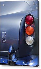 1965 Aston Martin Db5 Coupe Rhd Tail Light Acrylic Print by Jill Reger