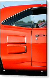 1969 Dodge Coronet Super Bee Acrylic Print