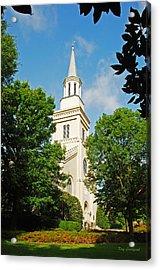 1st Presbyterian Church Acrylic Print