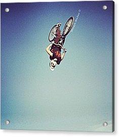 Bmx O Marisquiño 2011 #bmx Acrylic Print