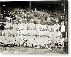 Boston Red Sox, 1916 Acrylic Print by Granger