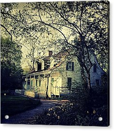 Brooklyn's Pre-colonial Homestead Acrylic Print