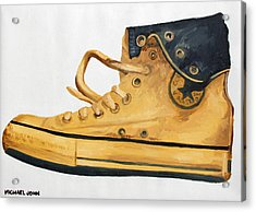 Chucks Acrylic Print by Michael Ringwalt