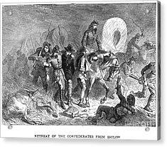 Civil War: Shiloh, 1862 Acrylic Print by Granger