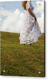 Dancing  Acrylic Print by Joana Kruse