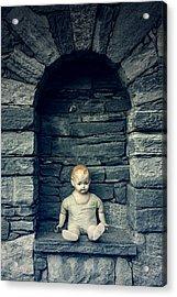 Doll Acrylic Print by Joana Kruse