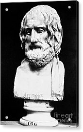 Euripides Acrylic Print by Granger