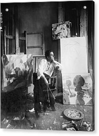 Francis Picabia 1879-1953, French Acrylic Print by Everett