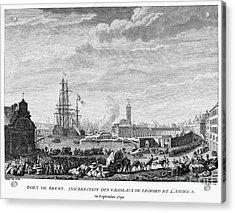 French Revolution, 1790 Acrylic Print by Granger