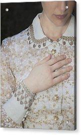 Hand Acrylic Print by Joana Kruse