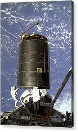 Intelsat Vi, A Communication Satellite Acrylic Print
