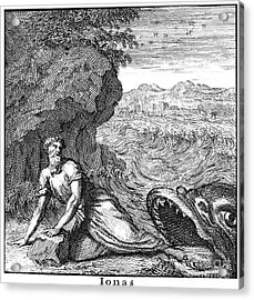 Jonah Acrylic Print by Granger