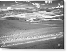 Land Meets Sky Acrylic Print