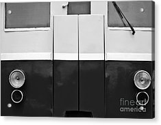 Locomotive Detail Acrylic Print