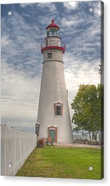 Marblehead Lighthouse Acrylic Print