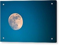 Moonscape Acrylic Print by Brian Stevens