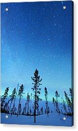 Northern Lights Acrylic Print by Jeremy Walker