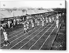 Olympic Games, 1912 Acrylic Print
