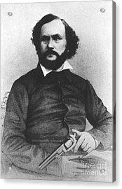 Samuel Colt, American Inventor Acrylic Print