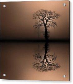 Sentinels Acrylic Print
