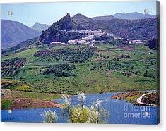 Spectacular Spanish Scene Acrylic Print