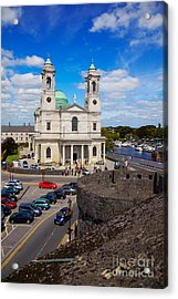 St. Paul Church Acrylic Print by Gabriela Insuratelu