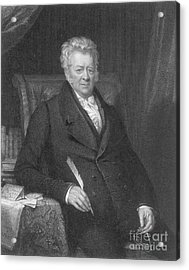 Thomas Clarkson (1760-1846) Acrylic Print by Granger