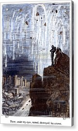 Verne: 20,000 Leagues Acrylic Print by Granger