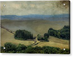 Tuscany Acrylic Print