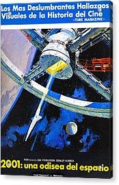 2001 A Space Odyssey, Aka 2001 Una Acrylic Print