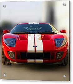 2006 Ford Gt40 Acrylic Print