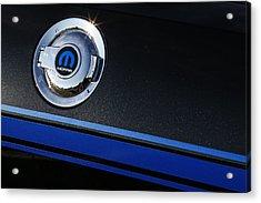 2010 Dodge Challenger - Mopar 10 Special Edition Acrylic Print by Gordon Dean II