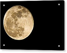 2012 Super Moon Acrylic Print